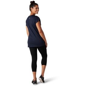 Smartwool Merino Sport 150 T-Shirt Damen deep navy